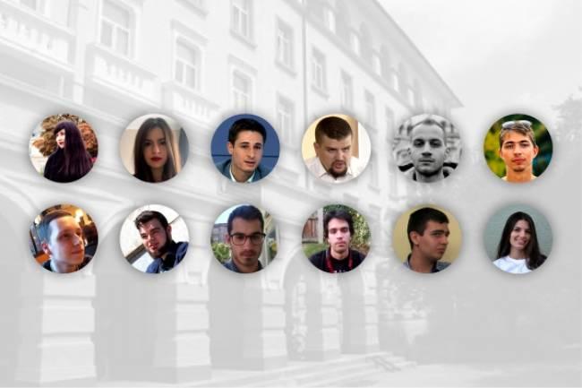 Екипът на Анблок