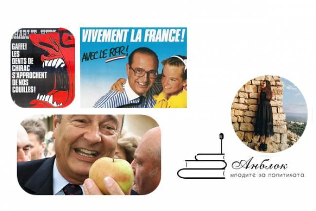 Ширак между Корез и Париж - имидж, комуникация и път към властта
